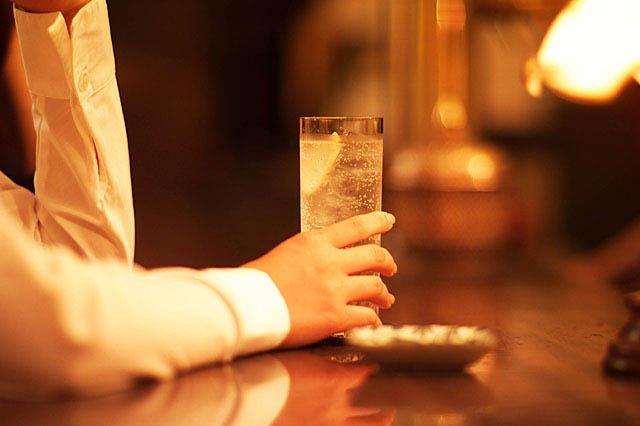 アルコール検出