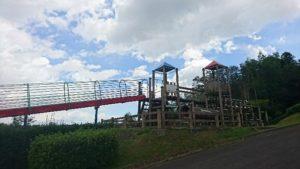 亀山公園ロングスライダー