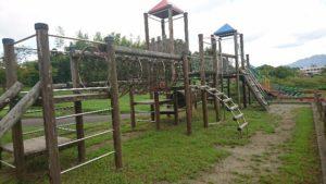 亀山公園複合遊具