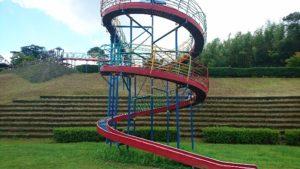 亀山公園ロングローラースライダー
