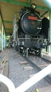 余野公園D51831蒸気機関車