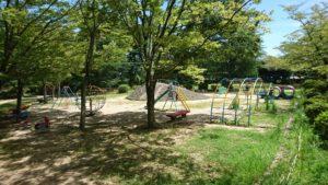ますみ児童公園遊具