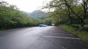 松阪森林公園駐車場