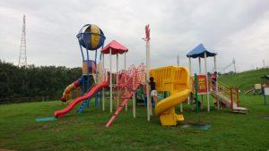 鈴鹿深谷公園遊具