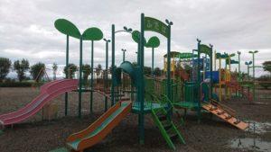 布施公園複合遊具