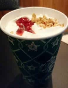 クリスマスストロベリーケーキミルク