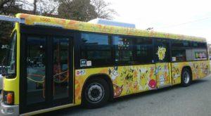 ポケモン電気バス