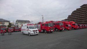 平成31松阪市消防出初式