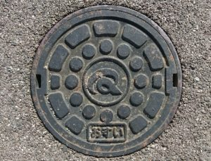 松阪市マンホール