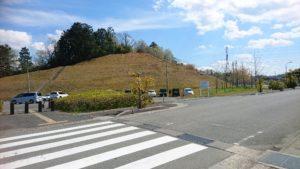上川町遊歩道公園駐車場