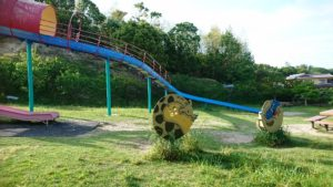 南部丘陵公園ローラースライダー