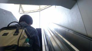鈴鹿サーキットパドックトンネル