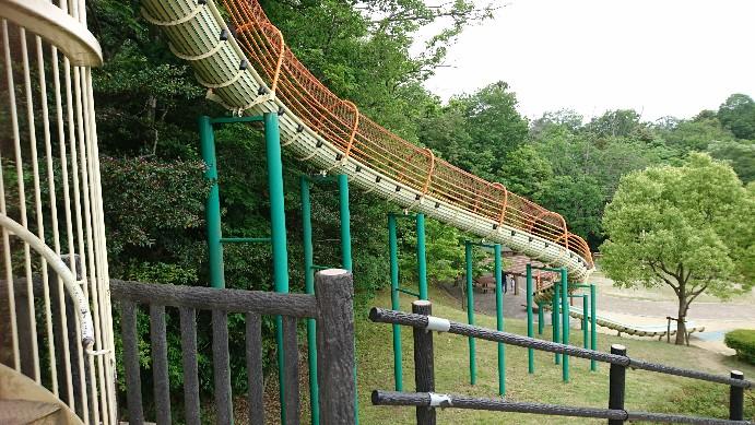 南部丘陵公園スライダー