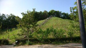 南部丘陵公園展望の小山