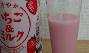 まろやかいちご&ミルク
