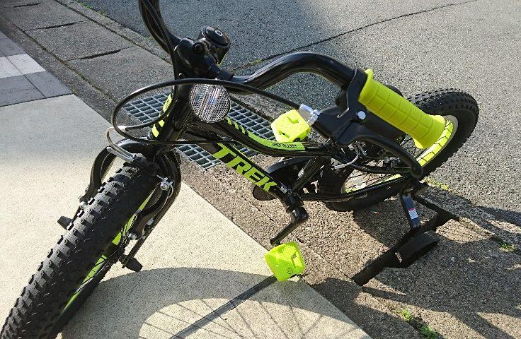 自転車プロテクター