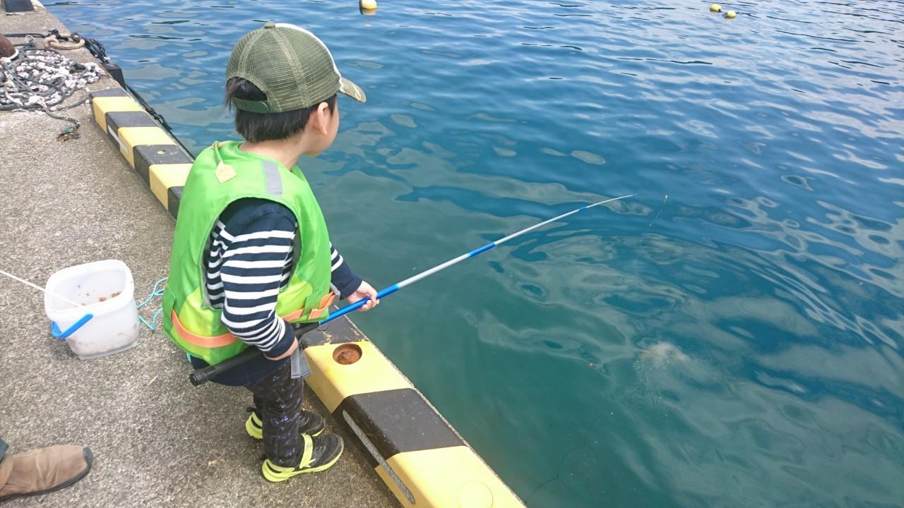 釣り 三木浦漁港